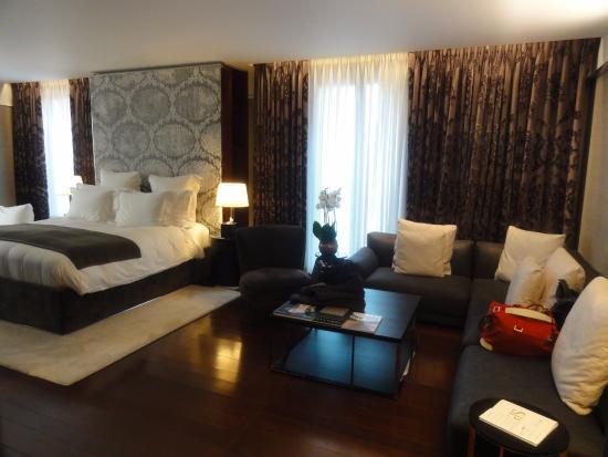 Bulgari Hotel, London : Room
