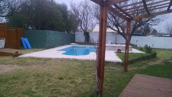 Balde, Argentina: piscina