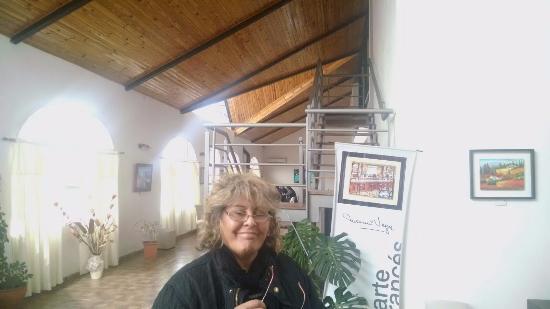 Balde, Argentina: en la resepción