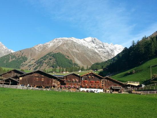 Berghotel Tyrol & Firn: Veduta dalla camera