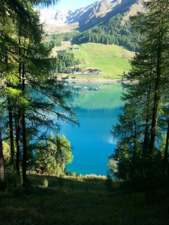 Berghotel Tyrol & Firn: Il vicino Lago di Vernago