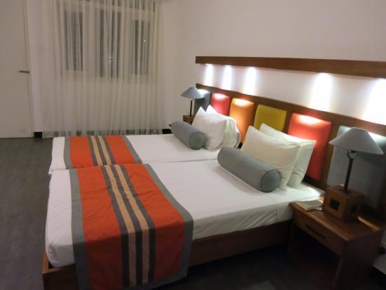 Star Beach Hotel: la chambre