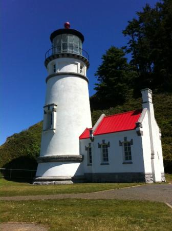 Florence, OR: Heceta Lighthouse