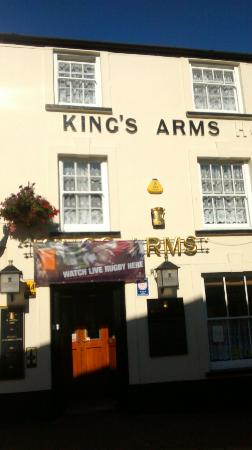 Kings Arms: Good pub