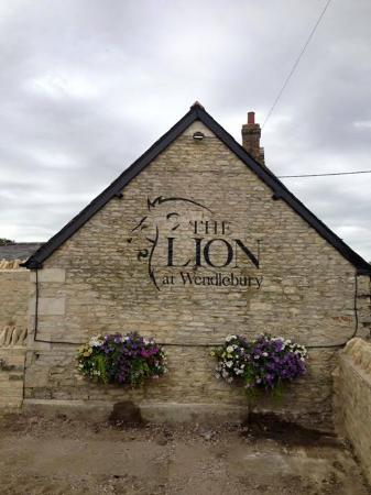The Lion at Wendlebury