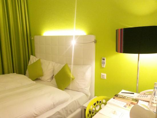 Hotel City Inn : camera 519