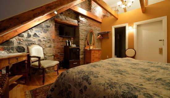 Manoir Sur-le-Cap : chambre 14
