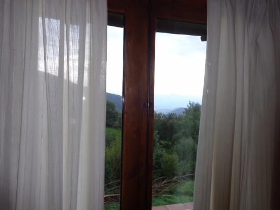 Hotel Restaurant Can Borrell : Vistas