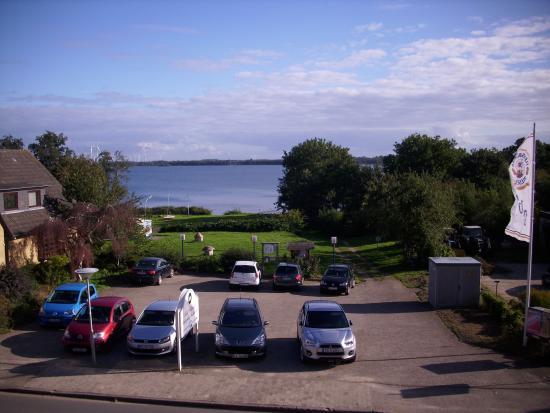 Hotel Wittensee: Blick vom Zimmer auf den Wittensee