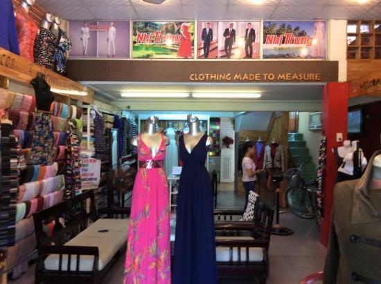 Nhi Trung Tailor-Shop