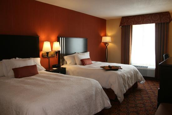 Hampton Inn Turnersville (Philadelphia Area) : Double Queen Room