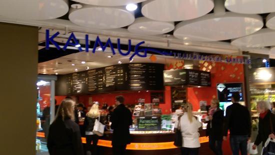 Photo of Thai Restaurant KAIMUG at Karlsplatz Ug1, Munich 80335, Germany