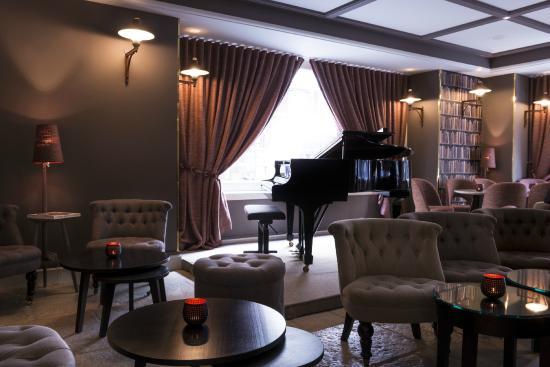 Cafe Laurent Hotel D Aubusson Paris