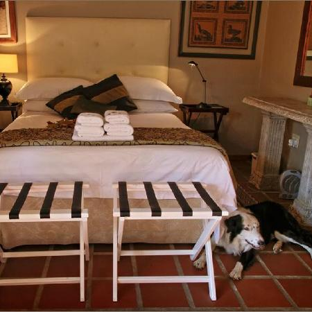 Chrissiesmeer, Sudáfrica: Florence Farm Accommodation