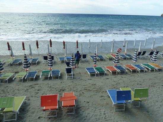 Hotel Lido : Hotell vid havet