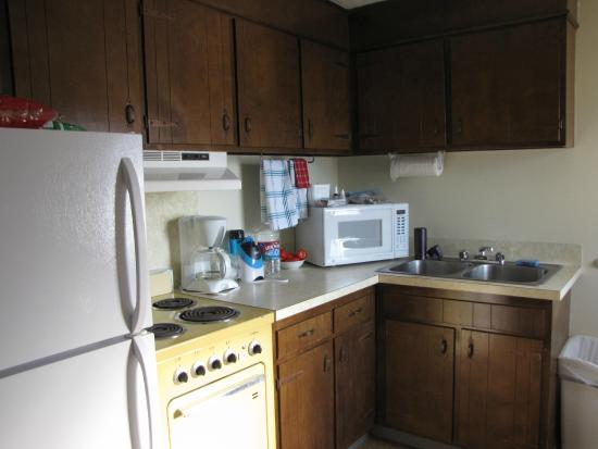 Alpine, WY: Kitchenette