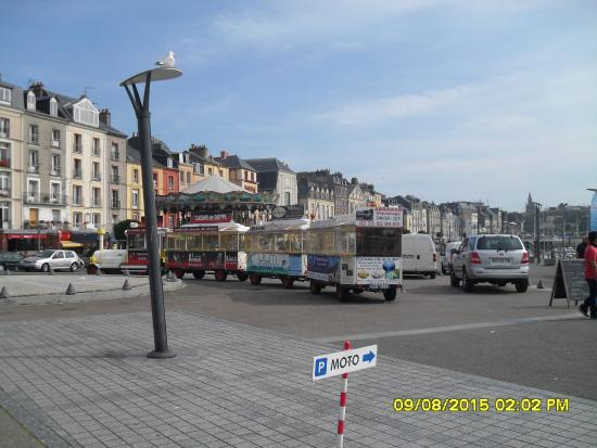 Dieppe, France : LittleTrain