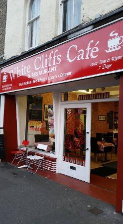 White Cliffs Cafe