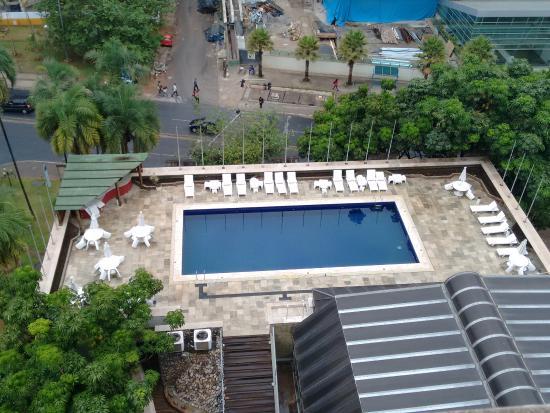 Carlton Hotel Brasilia: Piscina