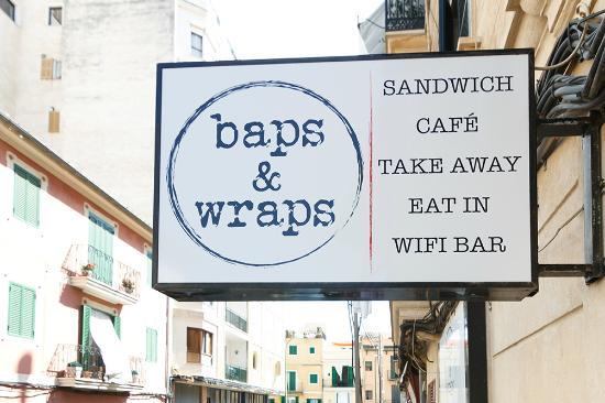 Baps & Wraps