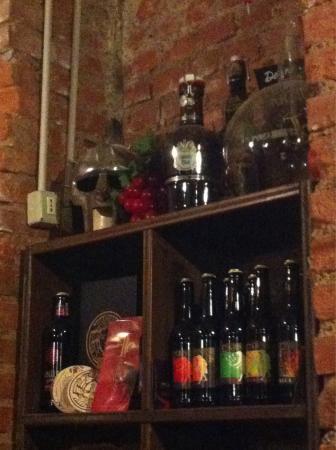 """Enoteca """"Il Cinghiale Rosso"""": Birre"""