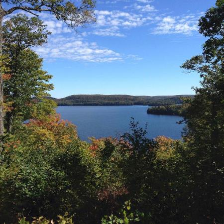Holiday Inn Express Hotel & Suites Huntsville: Hiking in Algonquin Park