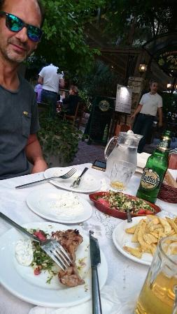 Very good in a great district of Athen