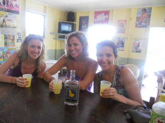 Saint Michael Parish, Barbados: Ladies can I join you?
