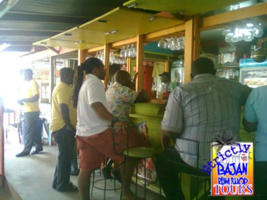 Saint Michael Parish, Barbados: Everyone hits the bar