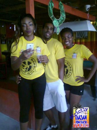 Saint Michael Parish, Barbados: Tour guides