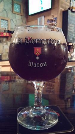 Buster's Bistro Belgian Bar : St. Bernardus ABT12