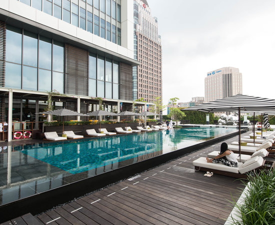 The WET at the W Taipei