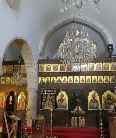 St. Nicholas of the Cats: Монастырь