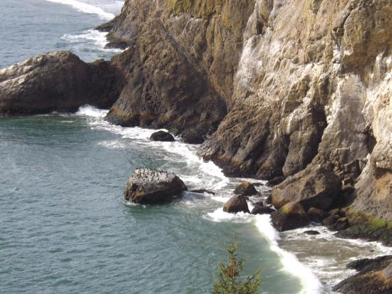 Ilwaco, วอชิงตัน: View from lighthouse area