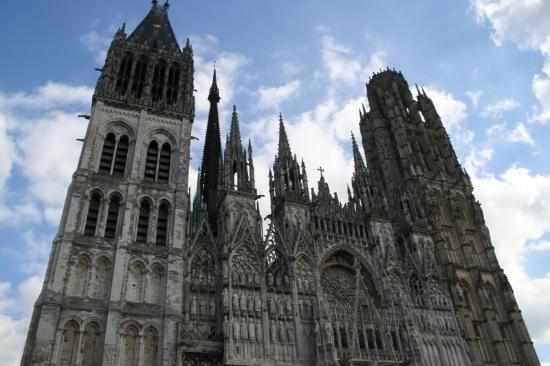 Cathedrale Notre-Dame de Rouen: Sollte man gesehen haben
