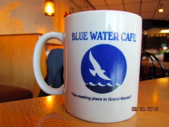 Blue Water Cafe: Mug