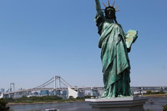 Japanese version - Picture of Statue of Liberty, Minato - TripAdvisor