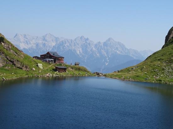Pillerseetal: Wunderschön - der Wildseelodersee bei Fieberbrunn