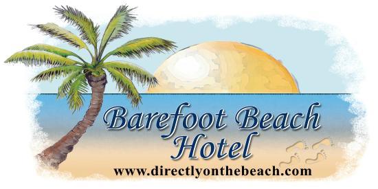 Barefoot Beach Hotel: Logo