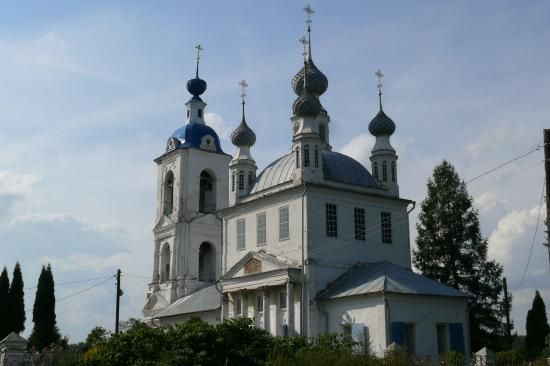 Tolgobol Church of The Intercession of The Holy Mother of God