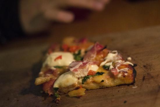 Pizza Hawaii Picture Of Pide Pizza Quito Tripadvisor