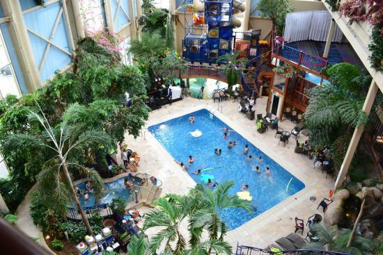 L'Hotel Quebec: Pool