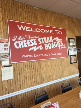 Lefty's Cheesesteaks