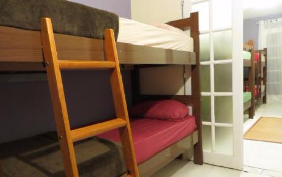 Adepta Hostel: Quarto compartilhado