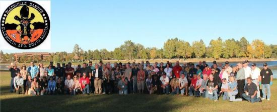 "Canyon Lake Resort: 44th Strategic Missile Wing Reunion--""Black Hills Bandits"""