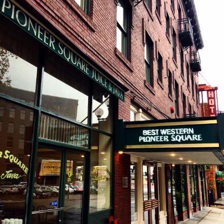 BEST WESTERN PLUS Pioneer Square Hotel: BW Plus Pioneer Square