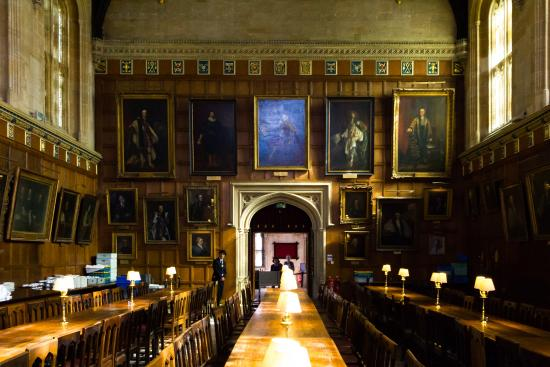 The Dining Hall Christ Church College Inspiring Set Of Harry Potter S Hogwarts Great