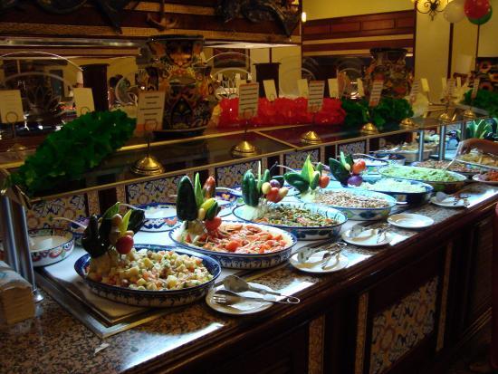 Hotel Riu Cancun Restaurant