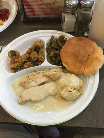 Fagan's Biscuit Barn: Turkey and Dressing