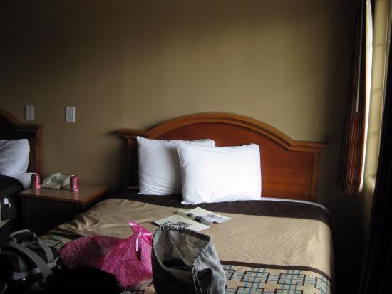 小男孩藍飯店照片